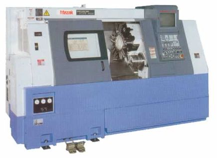 1 х Mazak QuickTurn30